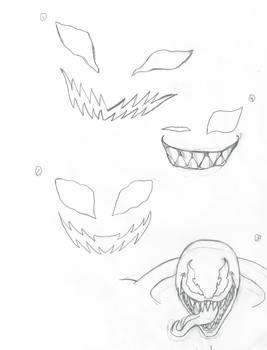 Random Drawings - Monster Sketchs