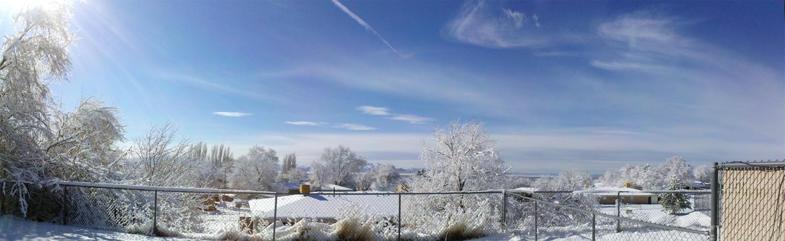 Winter by esjay1986