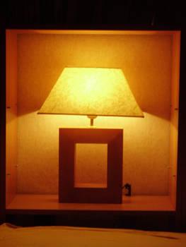 a lamp II