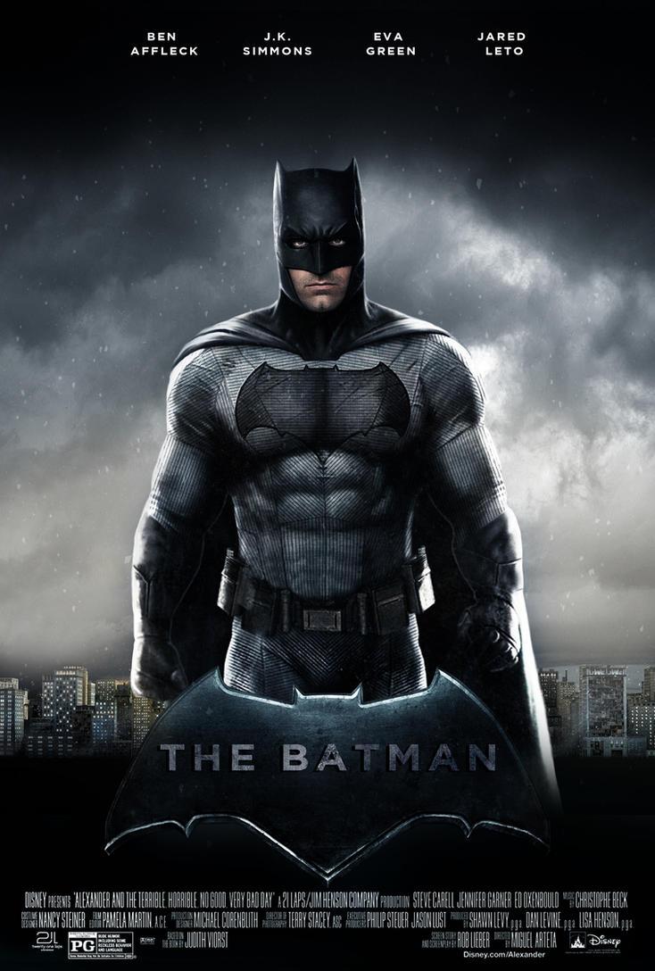 The movie Batman 2018 51