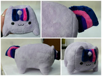 Twilight Sparkle Pony Loaf by CrazyTwin13