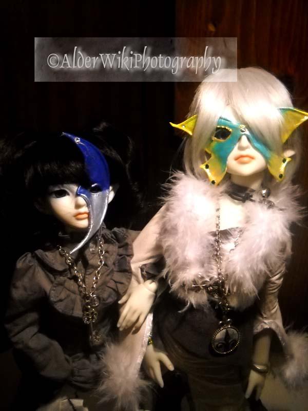 masked marauders by alderwiki