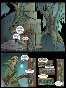 Hyrule's Hero: Temple of Change 2
