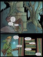 Hyrule's Hero: Temple of Change 2 by sampleguy