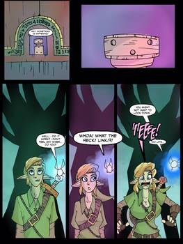 Hyrule's Hero: Temple of Change 3