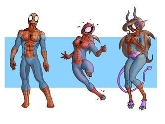 Spider-man to Succubus