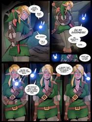 Hyrule's Hero: Temple of Change 4 by sampleguy