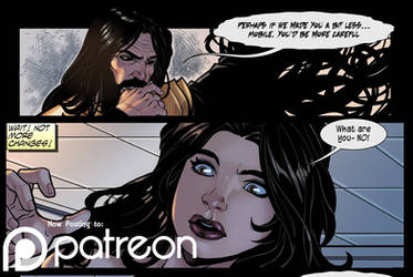 Child of Prophesy pg 10 Preview