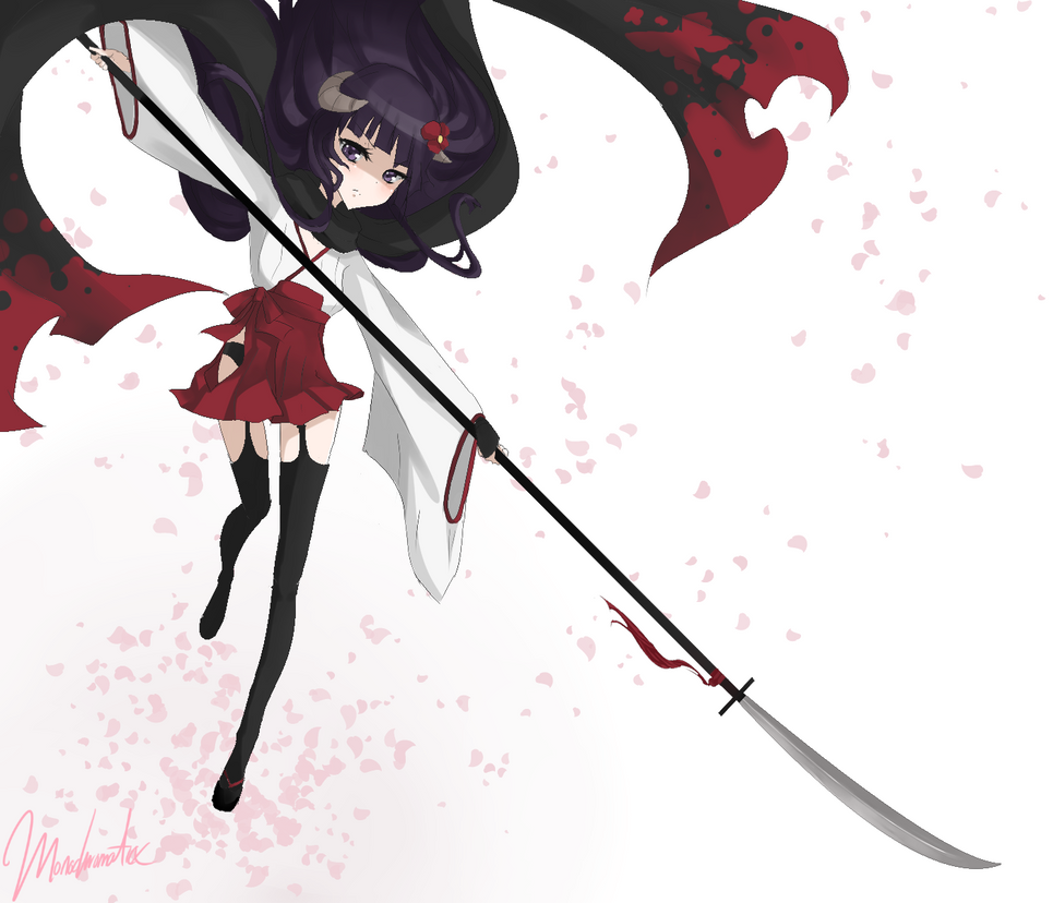Ririchiyo by Monochromaticx