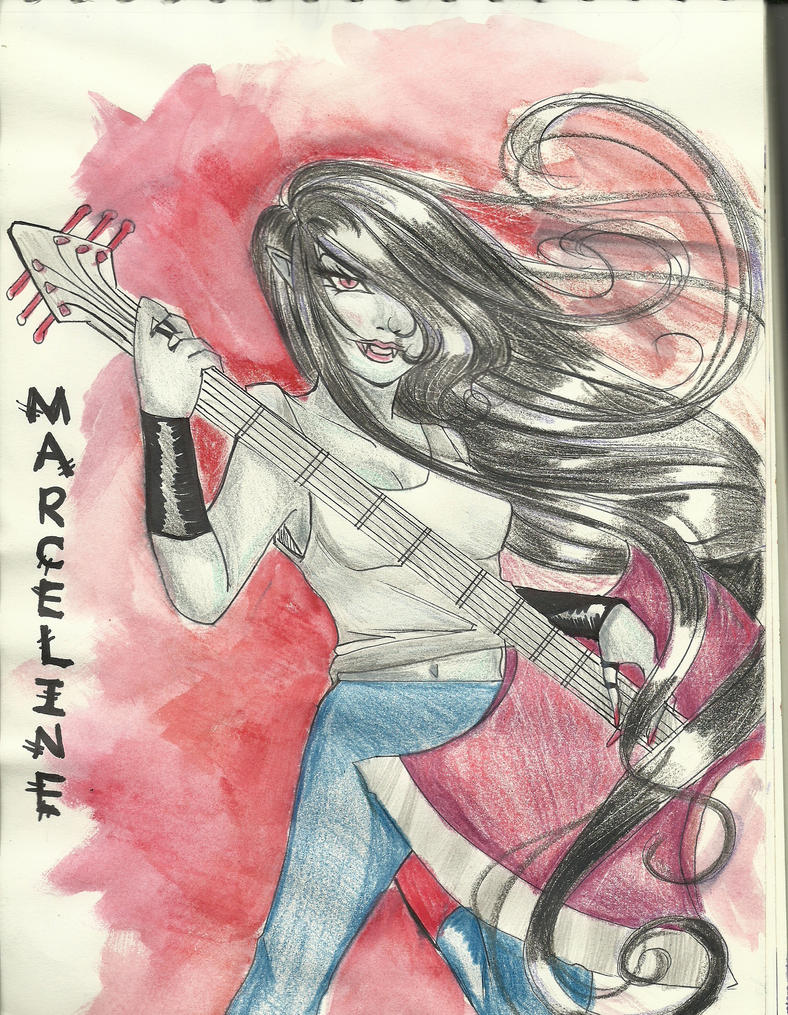 Marceline by smitizlife