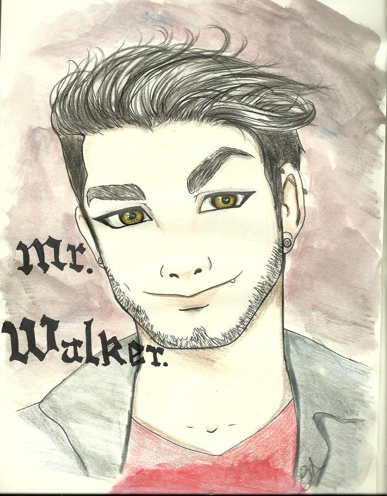 Vampire guy by smitizlife
