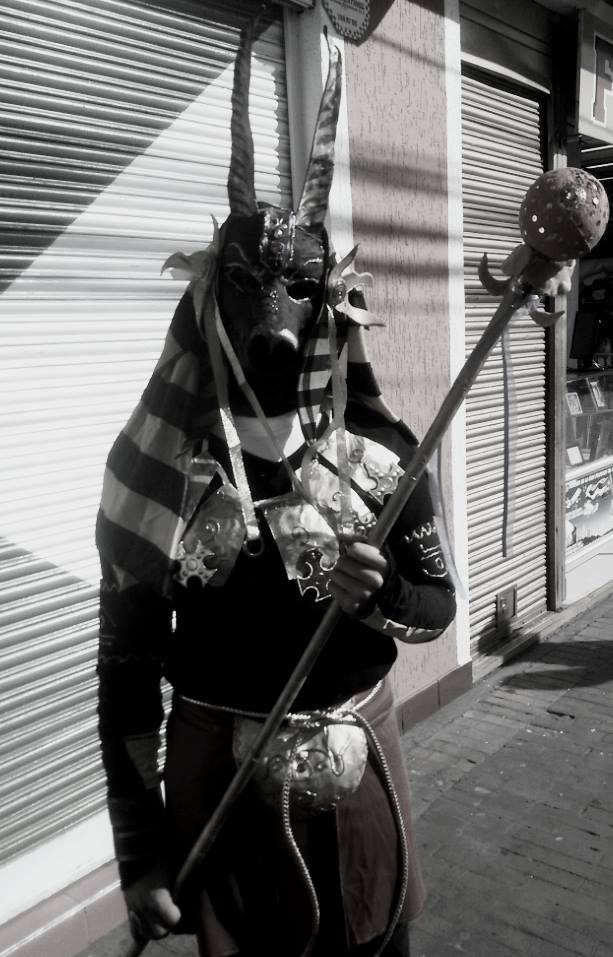 Anubis costume by smitizlife
