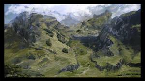 SDJ - Highlands by Robjenx