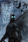 Tron Batman