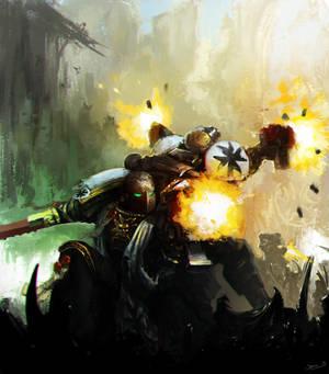Templars' last stand