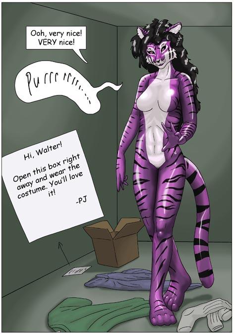 Walt TF TG Latex Tigress by picklejuice13