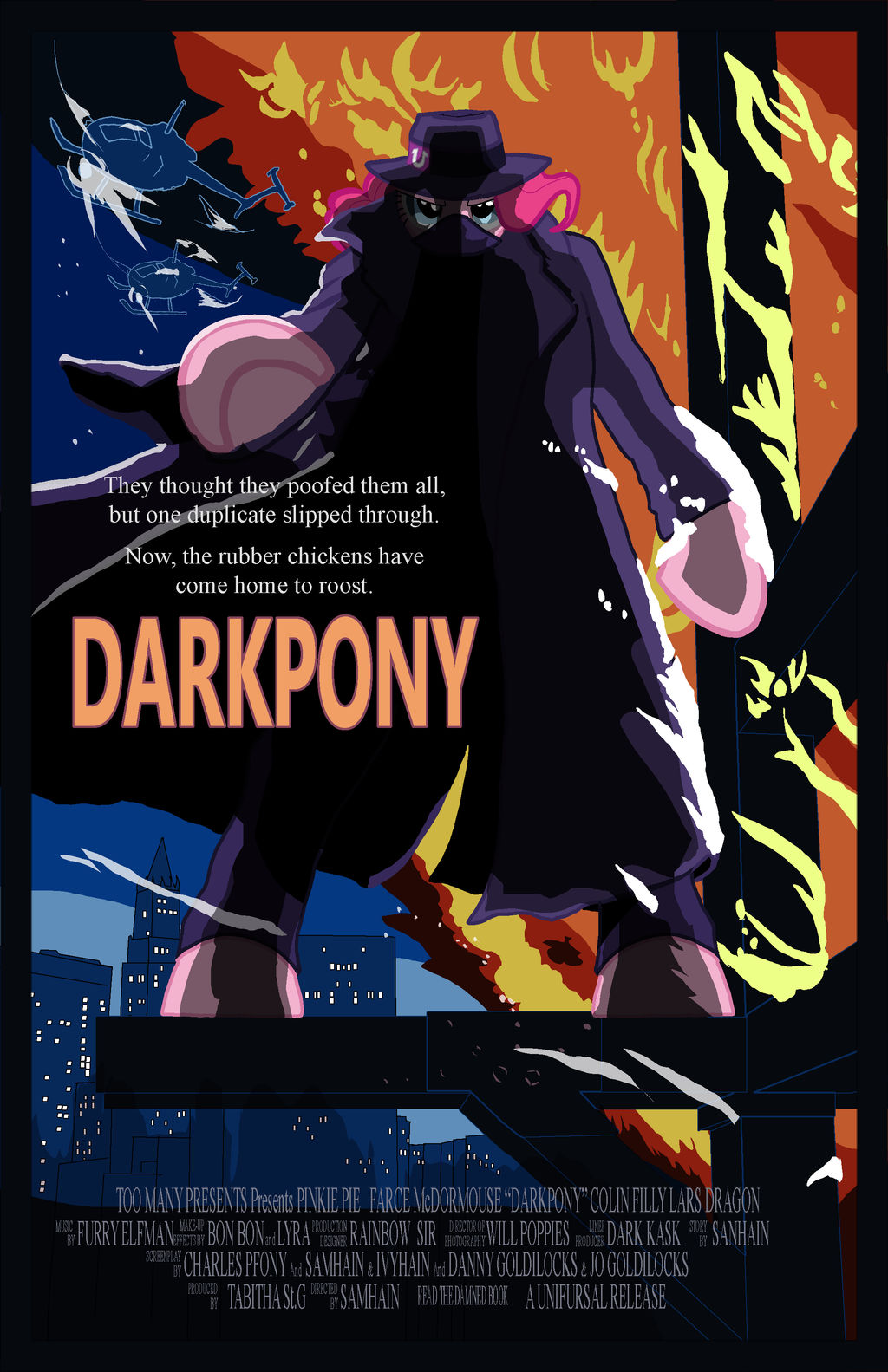 Darkpony-movie-parody