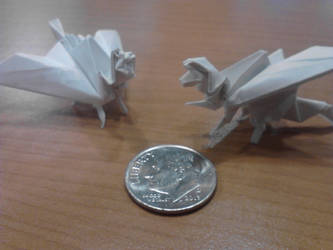 Dragons by picklejuice13