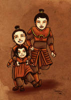 The Royal Family - Avatar by Irrel