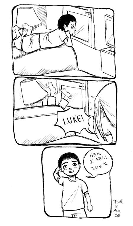 LIAB - Luke by Irrel