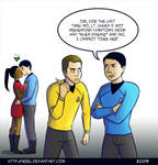 Star Trek - SPOCKBLOCKED