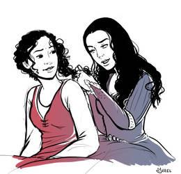 Braid - Morgana and Gwen