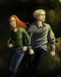 Draco Ginny - Battle by Irrel