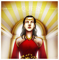 The Queen of Attolia by Irrel