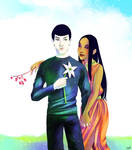 Flowers - Star Trek