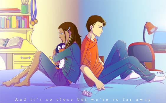 AU - We are so far away
