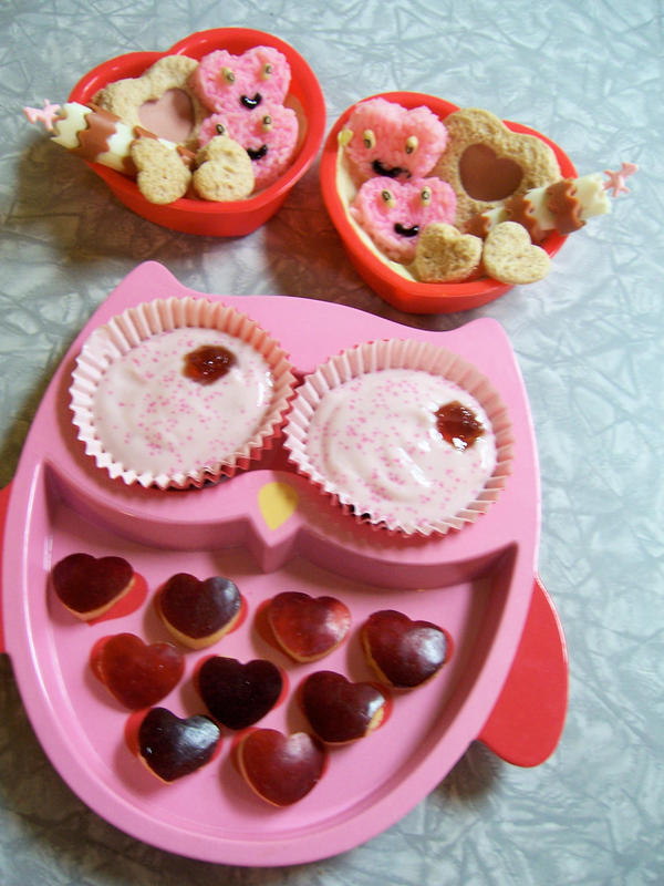 Valentine Bento 3 by LaFoi