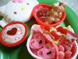 Valentine Bento 4 by LaFoi