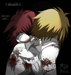 Pain and Sadness (Genderbent Foxica Ver.)