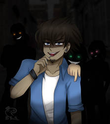 The Nightmares  (FNAFHS AU, READ DESCRIPTION)