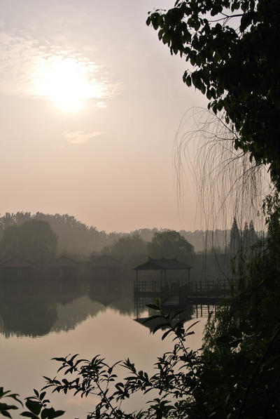 Wuzhen Lake by ShiroNekoPhotography