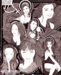 Angels And Goddesses I