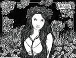 Goddess Anastasia by rolenromanes