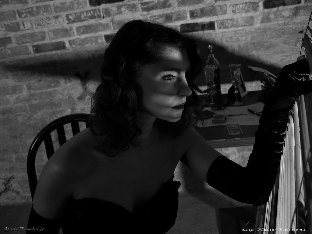 Underground Noir by PrincessMontar