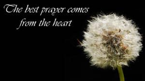 Prayer by Marahuta