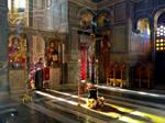 Greek Orthodox Church Interior 5