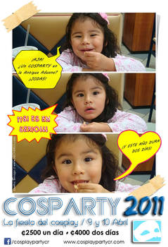 COSPARTY - AFICHE 5