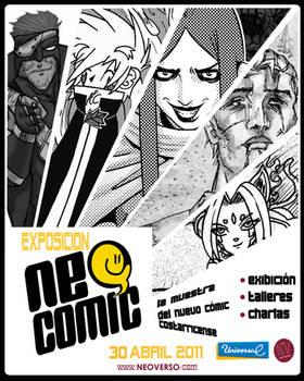 Exposicion Neo Comic