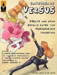 Concurso Versus | El Zarpe #9 by Bimago