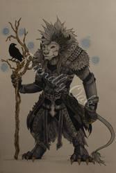 Kickstarter commission Amon