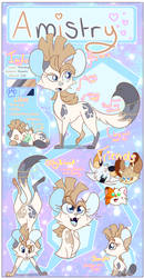Amistry's NEW Reference Sheet by Ivy-Frost18