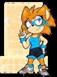 [COM] Orange The Hedgehog  #2