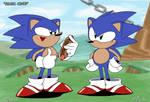 Sonic CDd