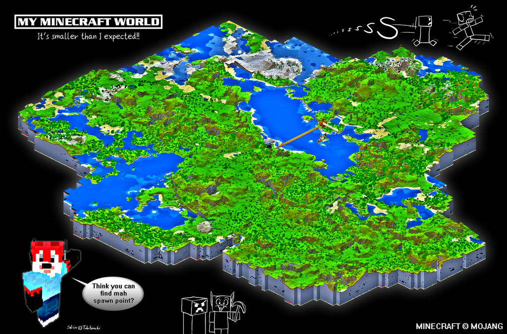 If Minecraft Was A Planet Discussion Minecraft Java Edition
