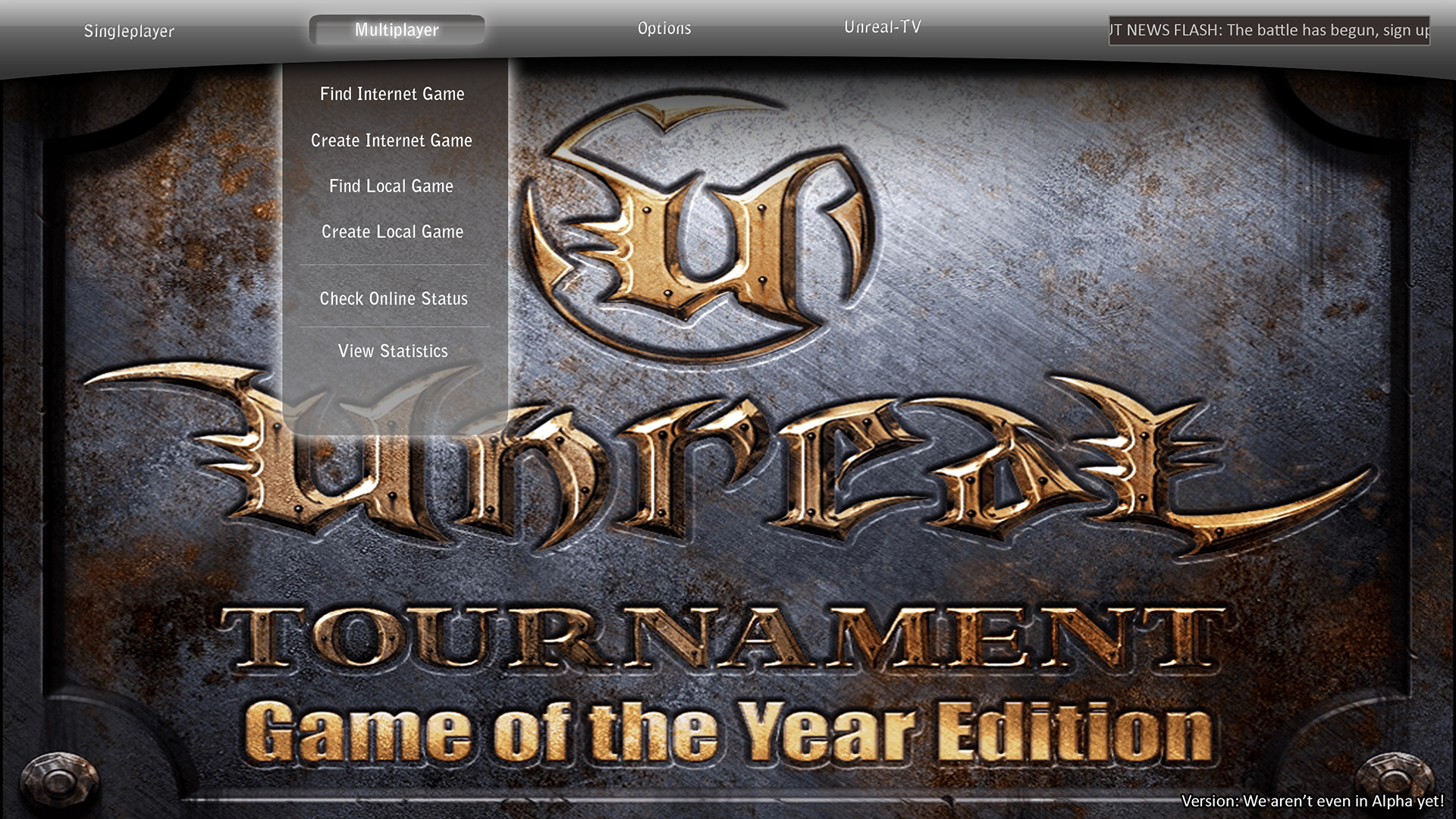 unreal tournament 99 download full version
