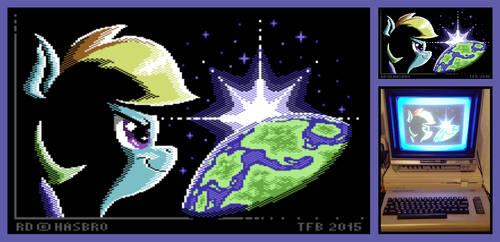SpaceDash64 -pixelart- by Tobibrocki